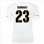 2016-17 Palermo Away Shirt (Diamanti 23)