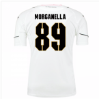 2016-17 Palermo Away Shirt (Morganella 89)