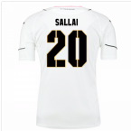 2016-17 Palermo Away Shirt (Sallai 20)