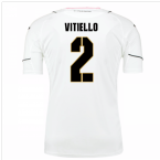 2016-17 Palermo Away Shirt (Vitiello 2)