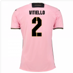2016-17 Palermo Home Shirt (Vitiello 2) - Kids
