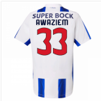 2016-17 Porto Home Shirt (Awaziem 33)