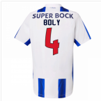 2016-17 Porto Home Shirt (Boly 4)