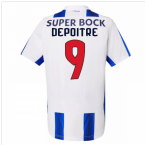 2016-17 Porto Home Shirt (Depoitre 9)
