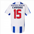 2016-17 Porto Home Shirt (Evandro 15)