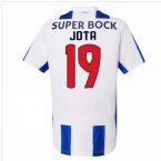 2016-17 Porto Home Shirt (Jota 19)