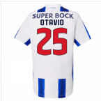 2016-17 Porto Home Shirt (Otavio 25)