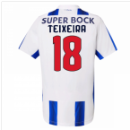 2016-17 Porto Home Shirt (Teixeira 18)