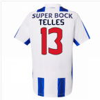 2016-17 Porto Home Shirt (Telles 13)