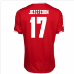 2016-17 Psv Eindhoven Home Shirt (Jozefzoon 17)