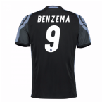 2016-17 Real Madrid 3rd Shirt (Benzema 9) - Kids
