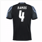 2016-17 Real Madrid 3rd Shirt (Ramos 4) - Kids