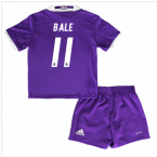 2016-17 Real Madrid Away Baby Kit (Bale 11)
