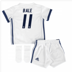 2016-17 Real Madrid Home Baby Kit (Bale 11)