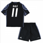 2016-17 Real Madrid Third Mini Kit (Bale 11)