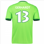 2016-17 Wolfsburg Home Shirt (Gerhardt 13) - Kids