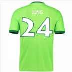 2016-17 Wolfsburg Home Shirt (Jung 24) - Kids