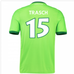2016-17 Wolfsburg Home Shirt (Trasch 15) - Kids