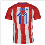2016-17 Atletico Madrid Home Shirt (Correa 11) - Kids