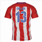 2016-17 Atletico Madrid Home Shirt (Oblak 13) - Kids