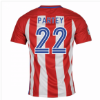 2016-17 Atletico Madrid Home Shirt (Partey 22) - Kids