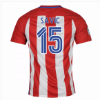 2016-17 Atletico Madrid Home Shirt (Savic 15) - Kids