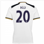 2016-17 Tottenham Home Shirt (Alli 20)