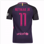2016-17 Barcelona Away Shirt (Neymar JR 11) - Kids