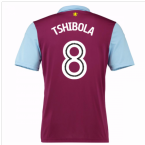2016-17 Aston Villa Home Shirt (Tshibola 8) - Kids