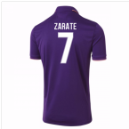 2016-17 Fiorentina Home Shirt (Zarate 7)