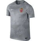 Monaco 2016-2017 Dry Pre-Match Training Shirt (Cool Grey)