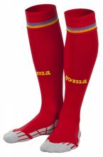 Romania 2016-2017 Away Socks (Red)