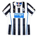 2013-14 Newcastle Puma Home Football Shirt