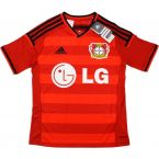 2014-15 Bayer Leverkusen Adidas Home Football Shirt (Kids)