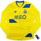 2016-17 FC Porto Third Long Sleeve Football Shirt