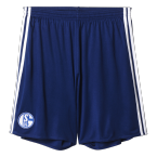Schalke 2016-2017 Home Shorts (Blue)
