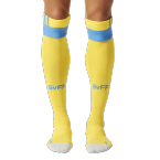 Sweden 2016-2017 Home Socks (Yellow)
