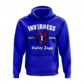 Inverness CT Established Hoody (Royal)