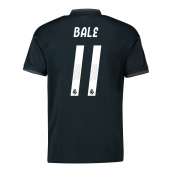 2018-19 Real Madrid Away Shirt (Bale 11) - Kids