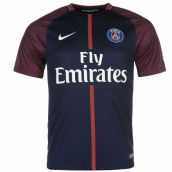 PSG 2017-2018 Home Shirt (Kids)