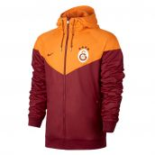 Galatasaray 2017-2018 Authentic Windrunner Jacket (Pepper Red)