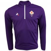 Fiorentina 2017-2018 Training Sweat Top (Purple)