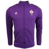 Fiorentina 2017-2018 Full Zip Sweatshirt (Purple)