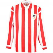 Athletic Bilbao 1950s Retro Football Shirt