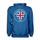 Iceland Core Hoody (Blue)