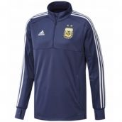 Argentina 2018-2019 Training Top (Raw Purple)