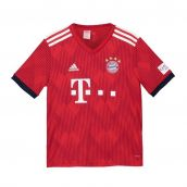 Bayern Munich 2018-2019 Home Shirt (Kids)