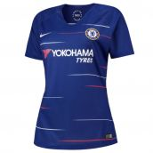 Chelsea 2018-2019 Ladies Home Shirt