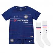 Chelsea 2018-2019 Home Mini Kit