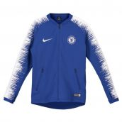 Chelsea 2018-2019 Anthem Jacket (Blue) - Kids